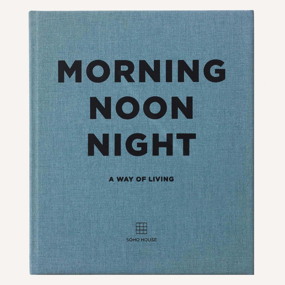 Morning, Noon, Night Book