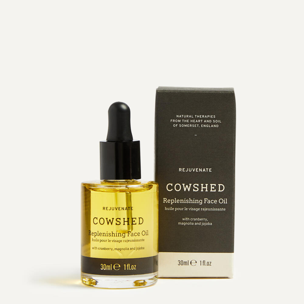 Replenishing Face Oil 30ml