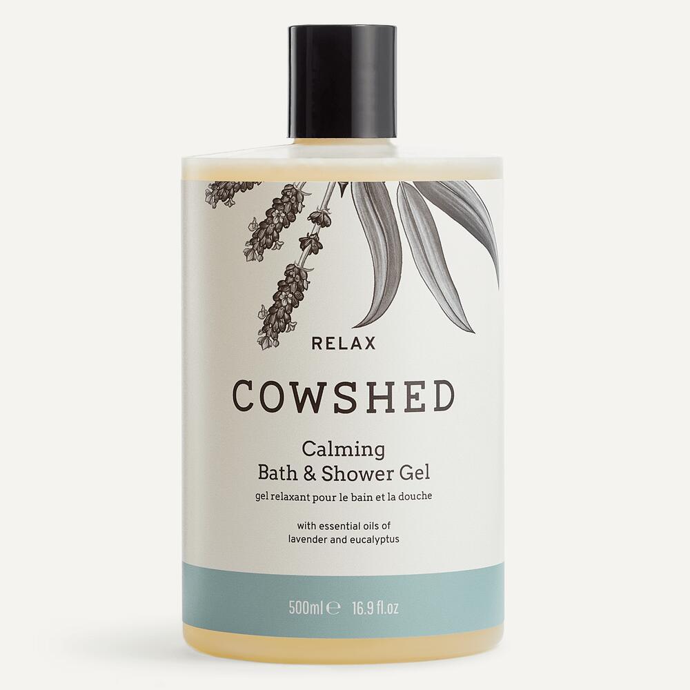 Relax Bath & Shower Gel