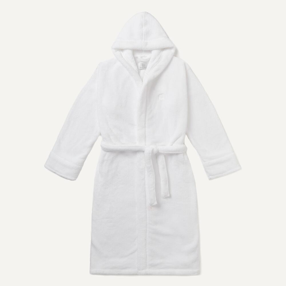 House Robe White
