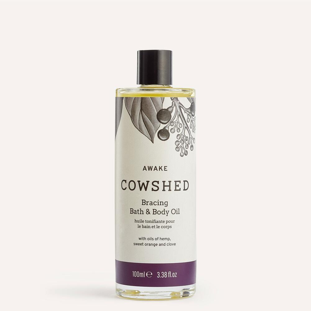Awake Bath & Body Oil 100ml