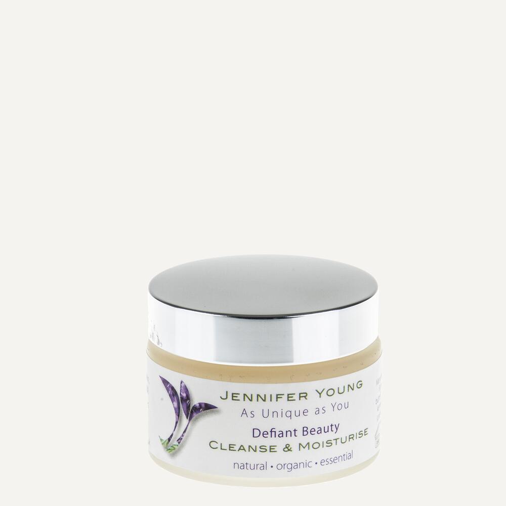 Jennifer Young - Cleanse & Moisturise