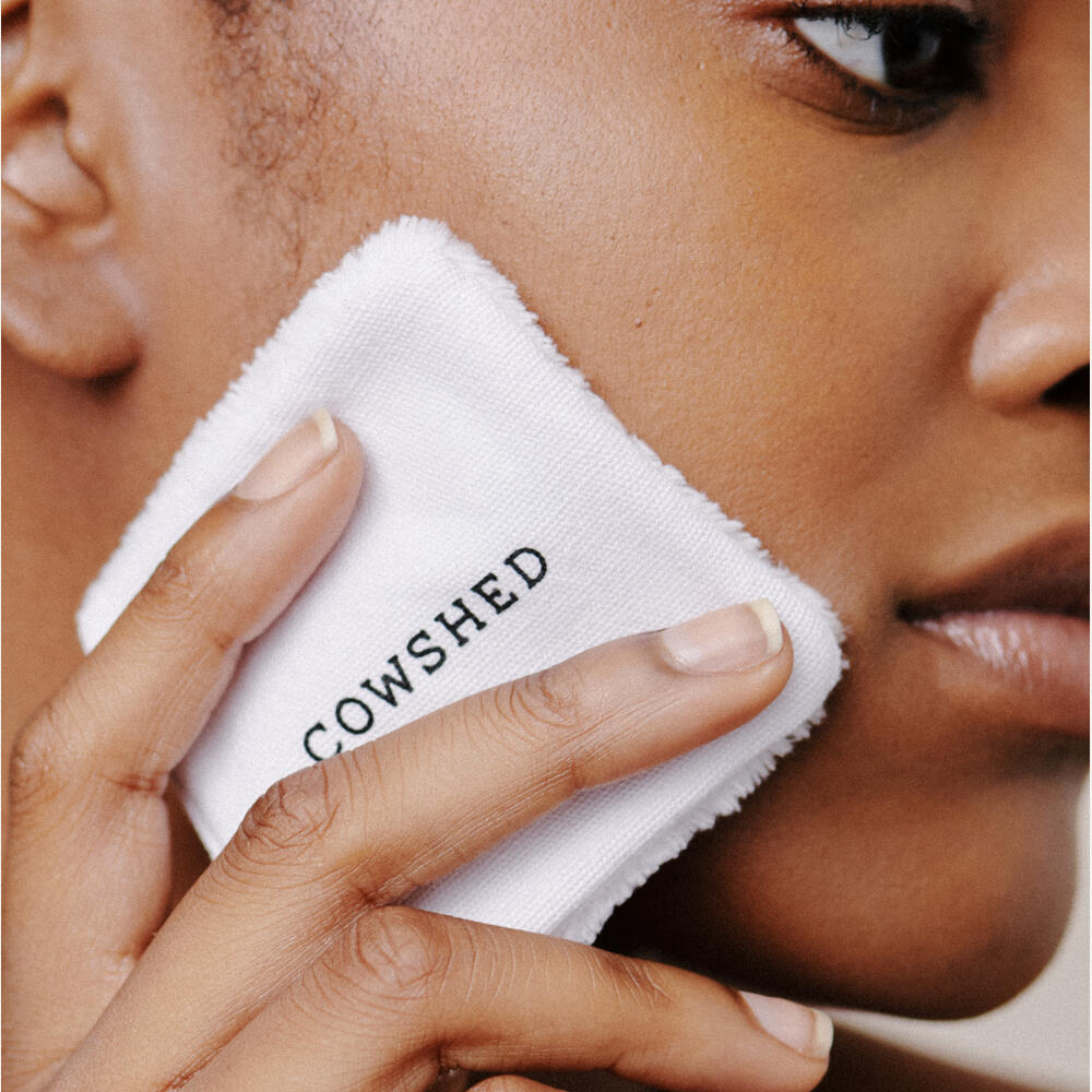 Cowshed Reusable Cotton Pads