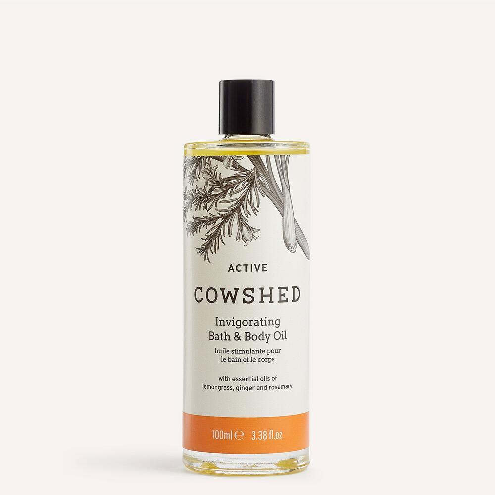 Active Bath & Body Oil