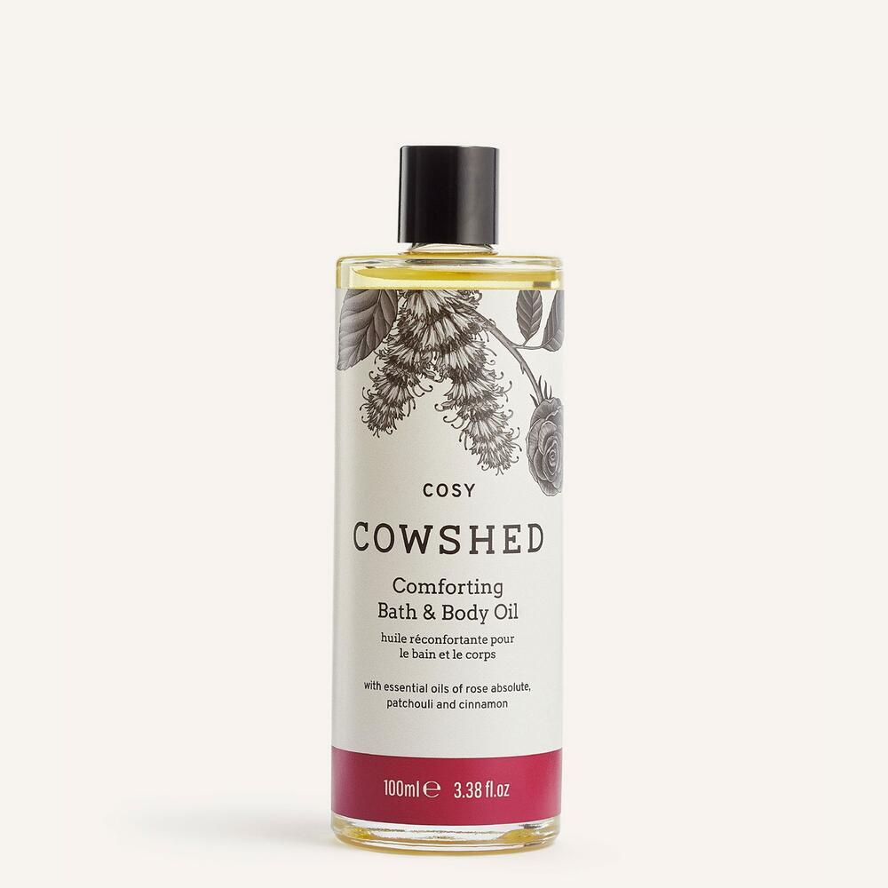Cosy Bath & Body Oil
