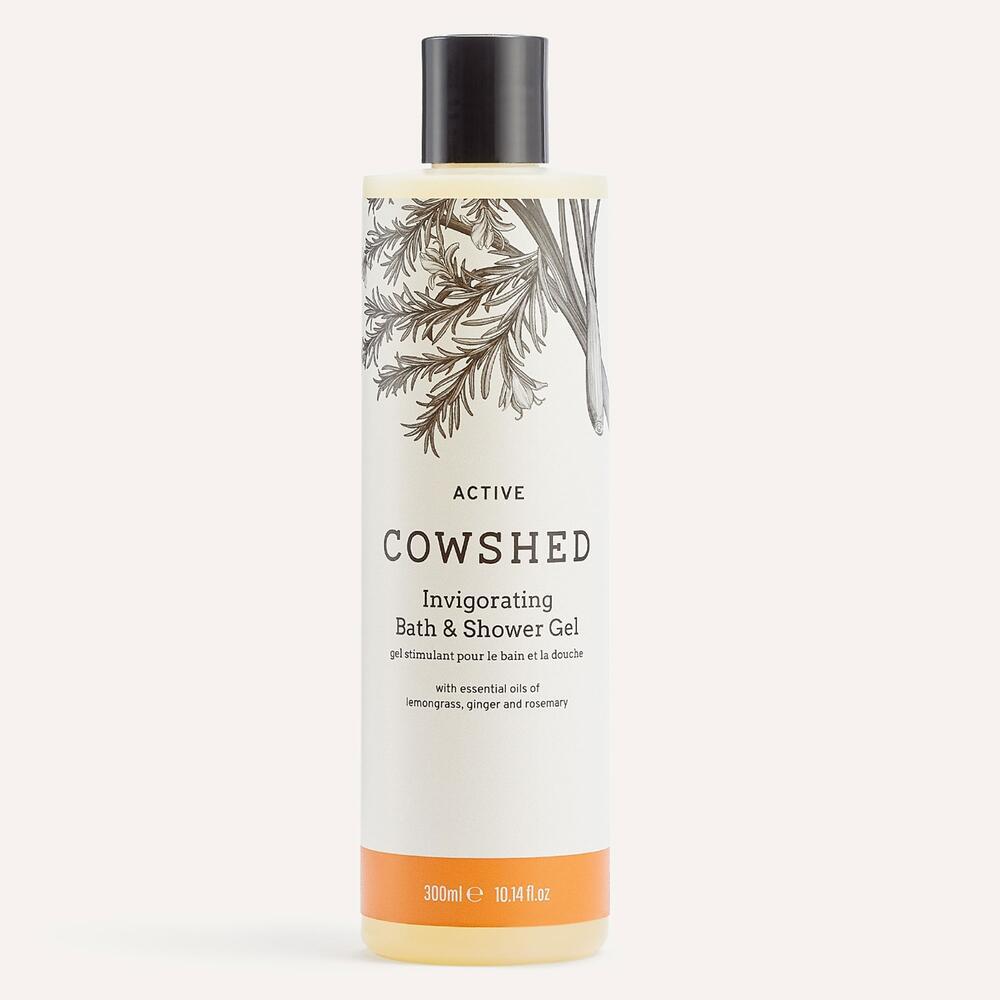 Active Bath & Shower Gel 300ml