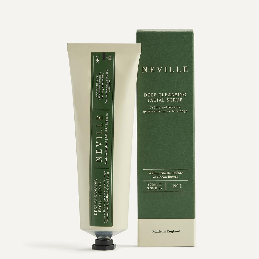 Neville Deep Cleansing Facial Scrub 100ml