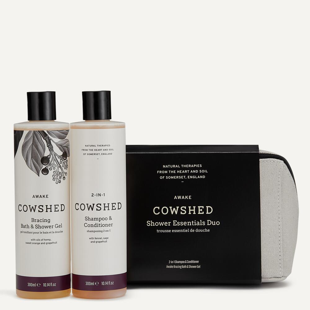 Shower Essentials Set- Awake