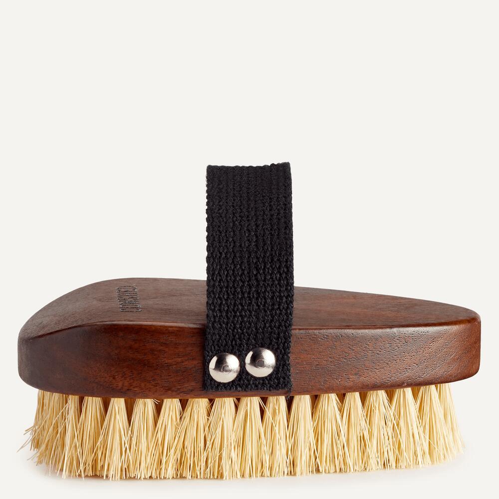 Walnut Wood Dry Body Brush