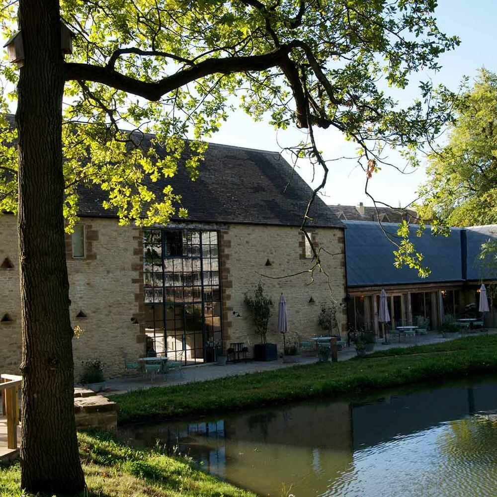 Soho Farmhouse Spa Oxfordshire Spas Cowshed Uk
