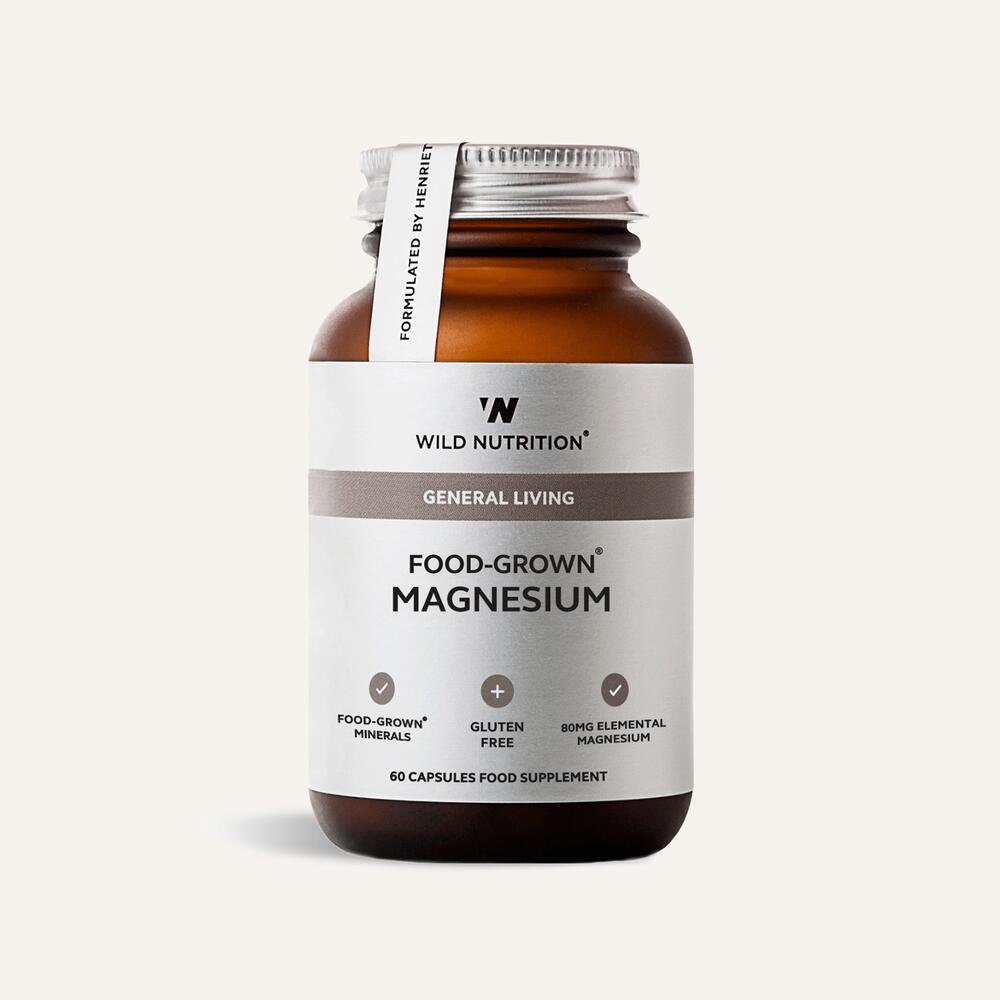 Wild Nutrition Food-Grown Magnesium