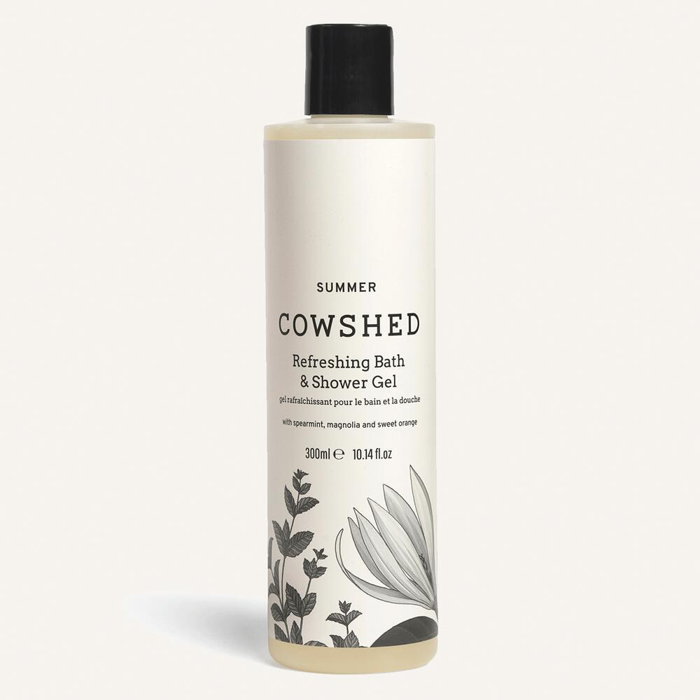 Summer Ltd Refreshing Bath & Shower Gel
